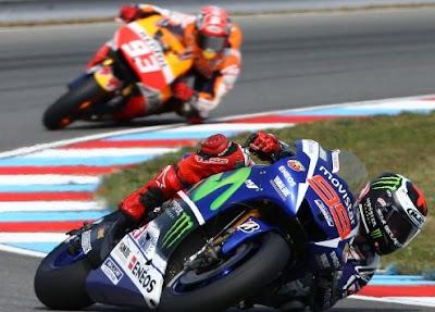 Marquez Beber Penyebab Kekalahannya di Race Brno