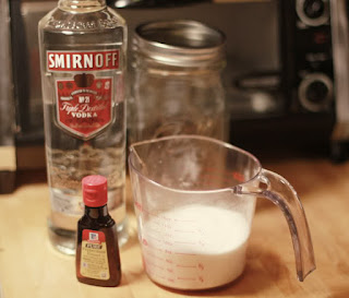 Peppermint Vodka