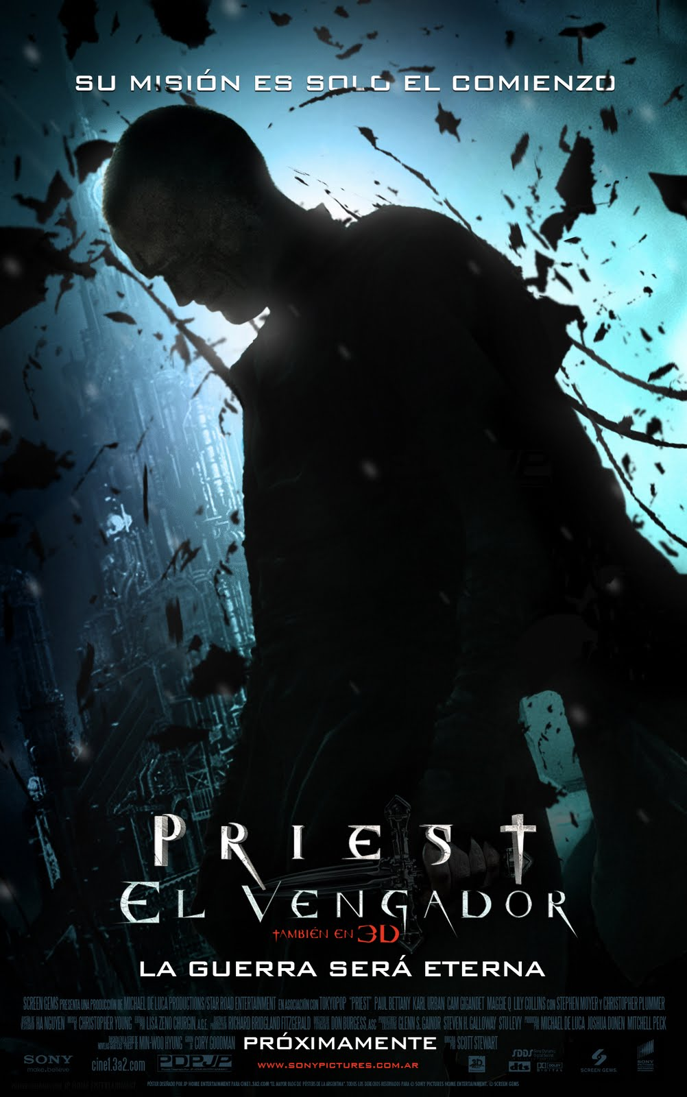 [MULTI] Priest   [DVDRiP] [FRENCH]