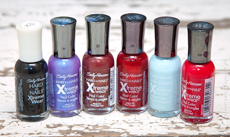 Sally Hansen Hard as Nails Xtreme Wear