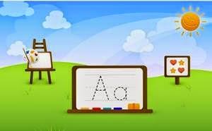 Belajar abjad