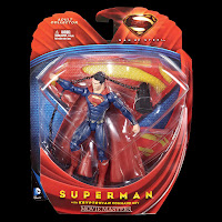 Wave 2 Superman with Key Man of Steel Movie Masters Action Figure