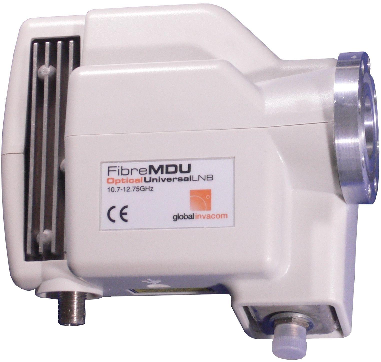 LNB Ivacom fibra optica foco primário