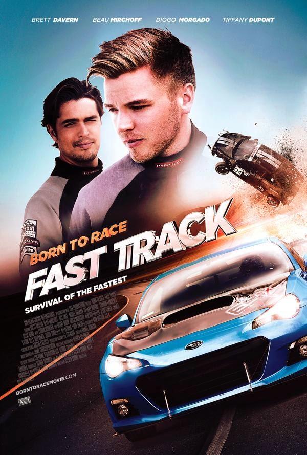 Fast Track: Máxima velocidad (2014)