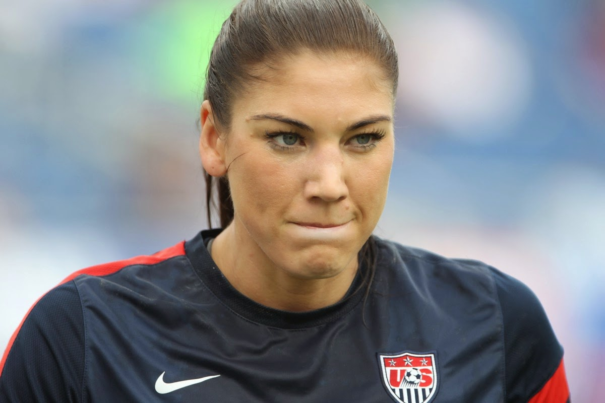 hope solo leaked photos № 182341