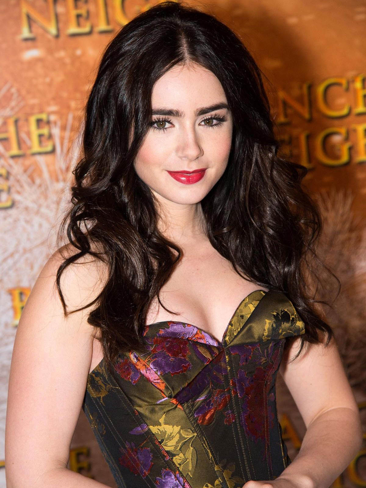 Lily Collins - The Hollywood Archive
