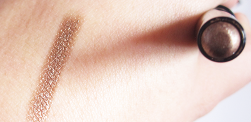 Kiko Long Lasting Stick Eyeshadow in 06 Golden Brown