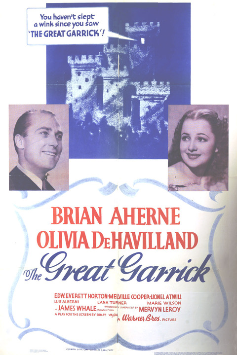 The Great Garrick (1937)