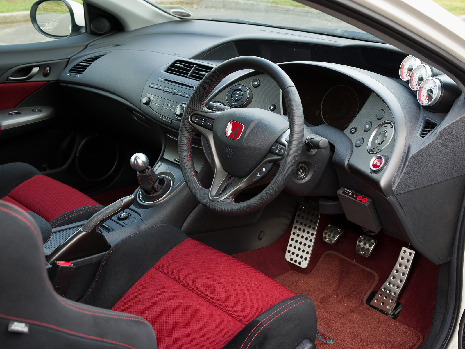 2010 Honda Civic Type R The honda civic type r mugen