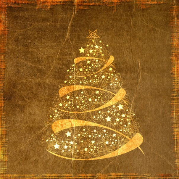 Envejecer es obligatorio crecer es opcional el arbol de - Arbol de navidad dorado ...