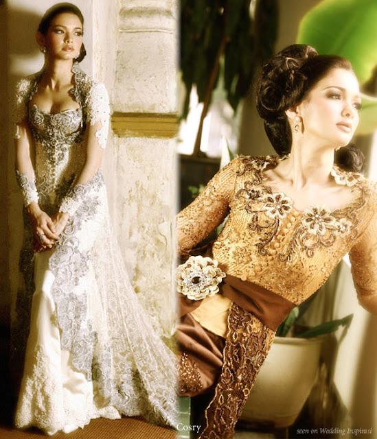 wedding party kebaya wedding dress