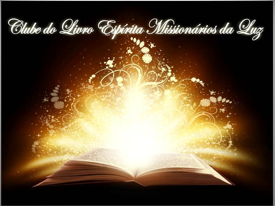 Clube do Livro Espírita Missionários da Luz