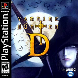 Download Vampire Hunter D games ps1 iso for pc full version free kuya028