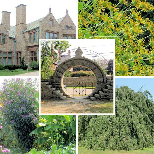 Garden Landscaping Newport : A guide to northeastern gardening newport rhode island mansions and gardens visit chateau