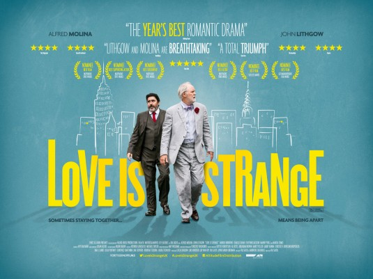 Frases de la película Love is Strange
