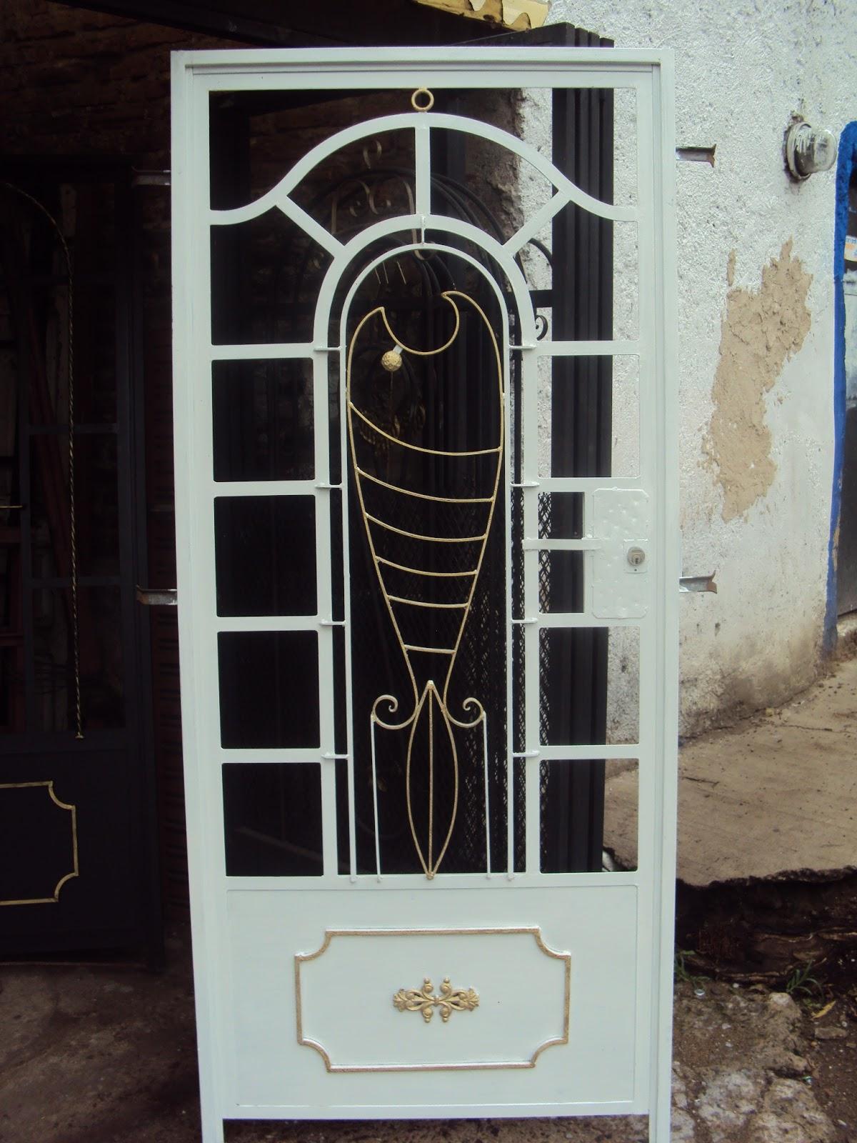 Herreria rober galeria de puertas - Puertas herreria ...