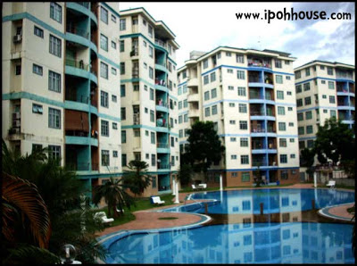 IPOH APARTMENT FOR RENT (R04460)