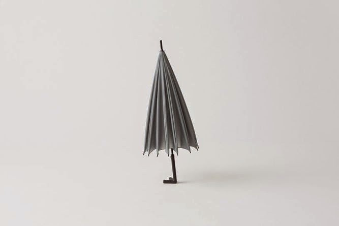 payung bisa berdiri