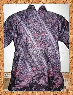 Model Kemeja Batik Modern