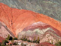 Cerro de los Siete Colores Purmamarca