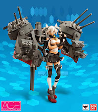 Figura Armor Girls Project Musashi Kai KanColle Kantai Collection