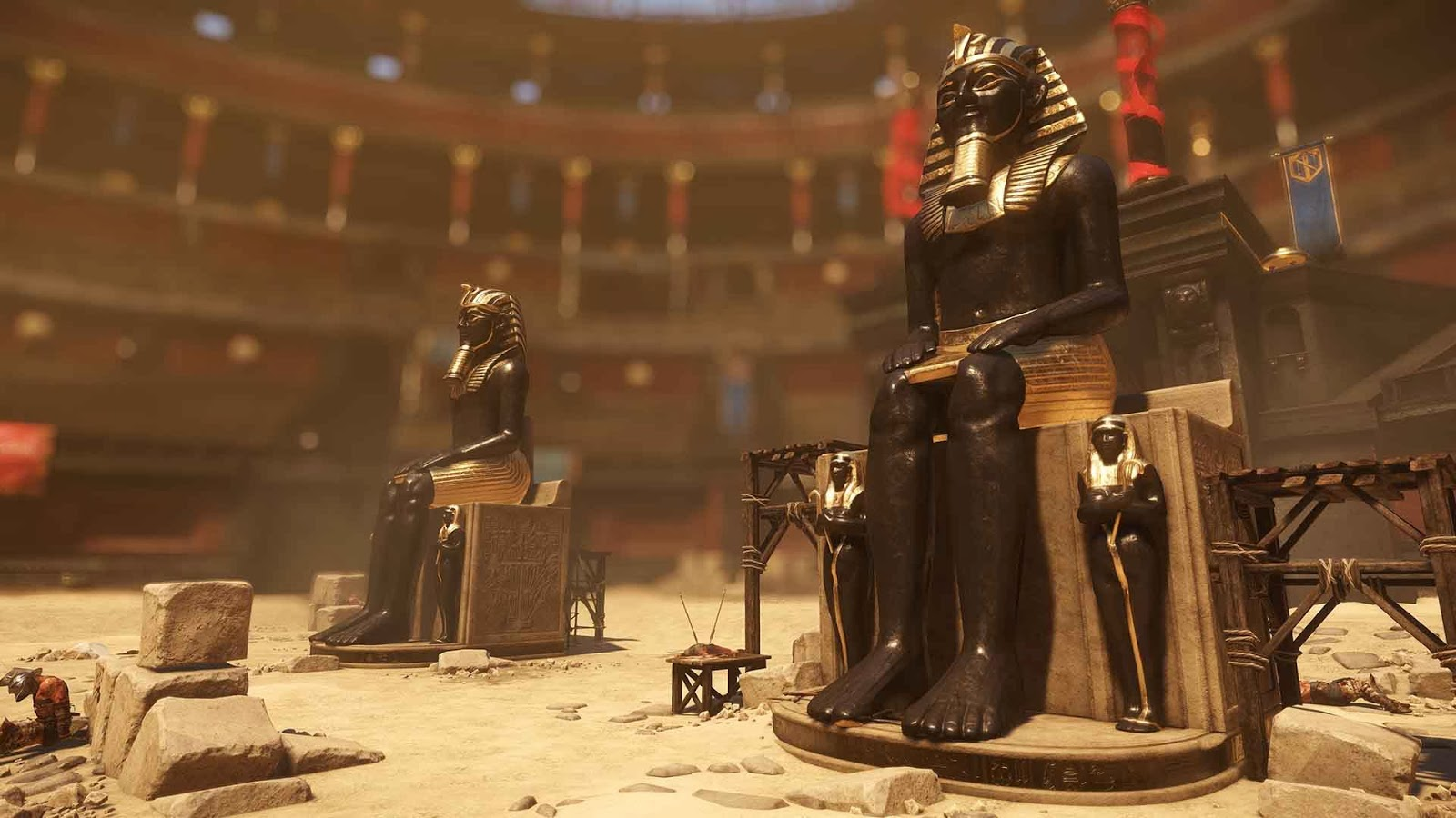Ryse Son of Rome Mars' Chosen Pack DLC screenshot