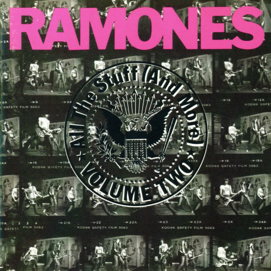 disco fax ramones all the stuff and more volume two