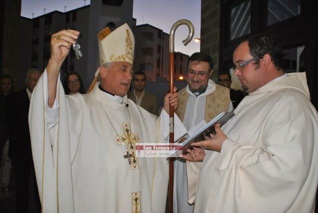 Mensaje Rvdo. P. Lázaro Albar Marín