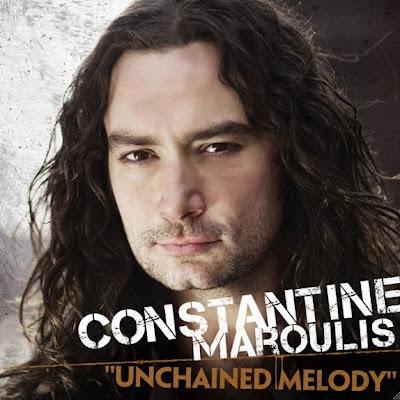 Constantine Maroulis - Unchained Melody Lyrics