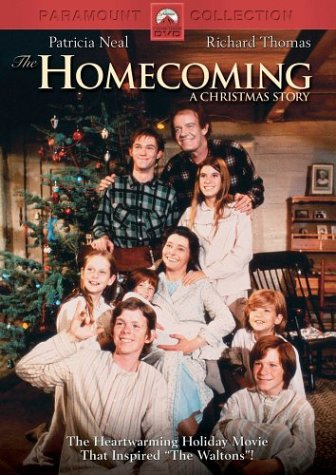 Christmas Tv History The Homecoming A Christmas Story 1971