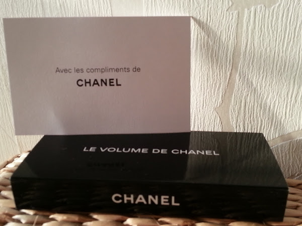Cadeau ! Mascara Le Volume de Chanel
