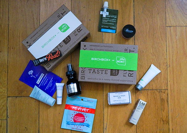 Travel Beauty: Birchbox for JetBlue by Style Jaunt
