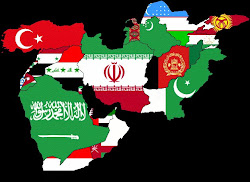 Flag Middle East