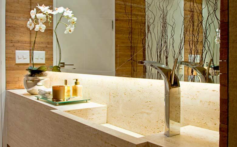 imagens decoracao lavabo : imagens decoracao lavabo:CRIART Ambientes: Decoração de Lavabo – Sugestões