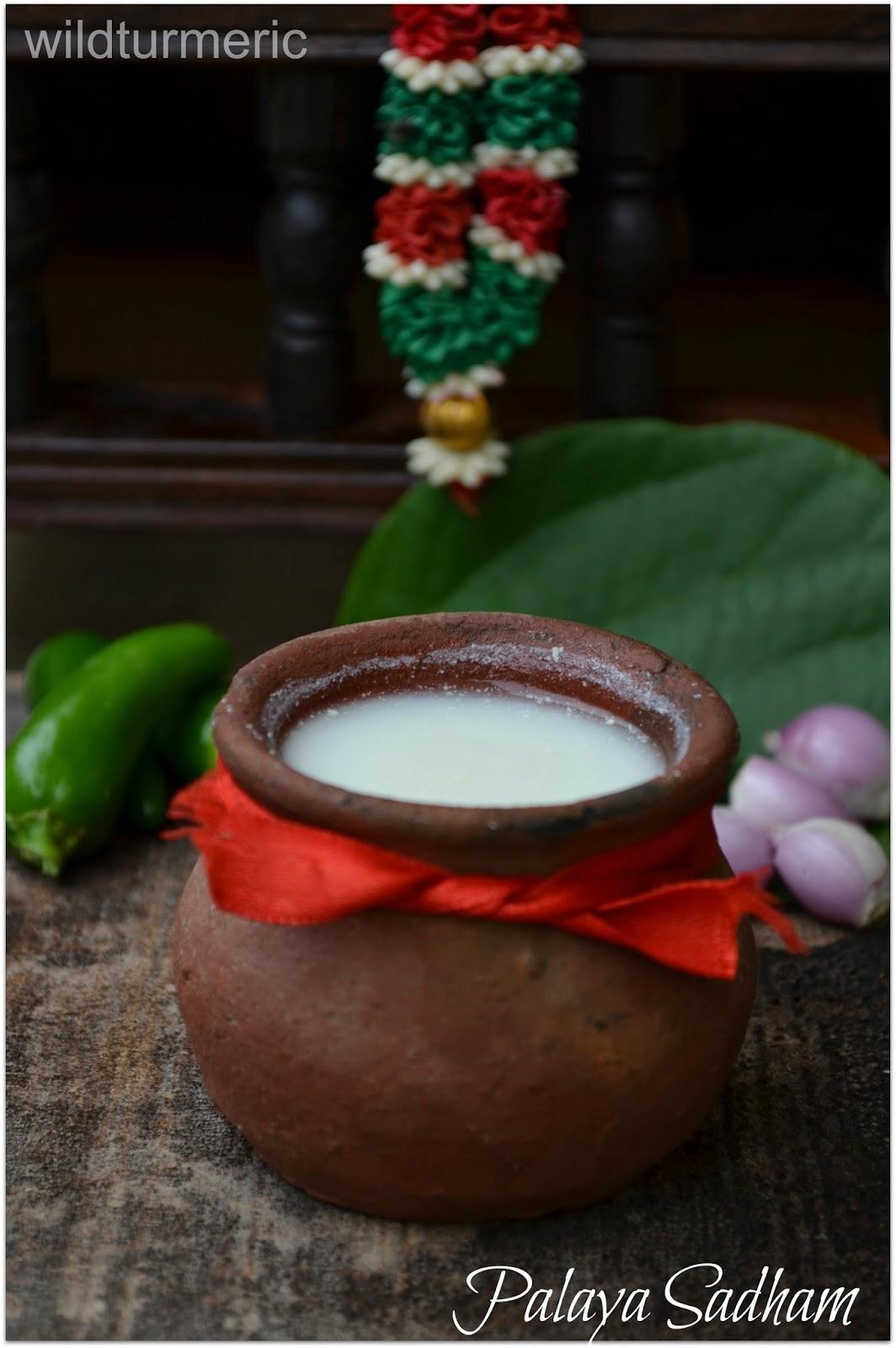 Neeragaram / Palaya Satham Health Benefits: Cure for Stomach Burns