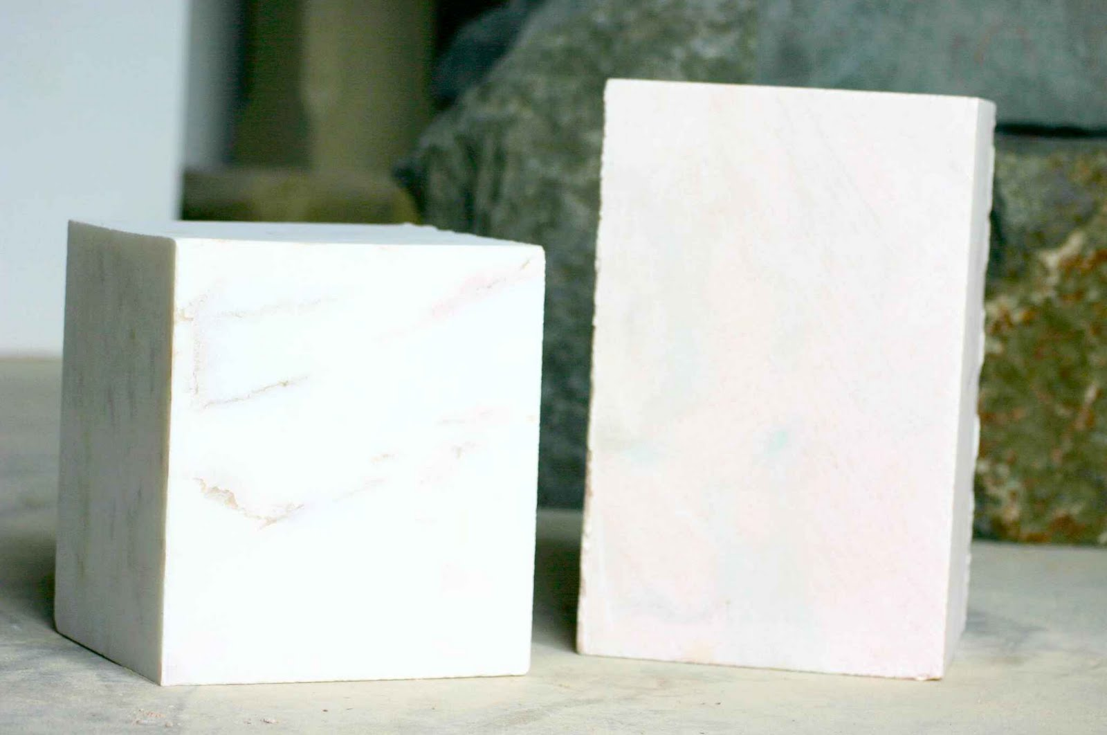 Marble Blocks For Sculpting : Jennifer tetlow stone sculpture journal marble and