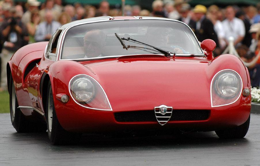 Alfa Romeo Tipo 33 StradaleAlfa Romeo 33 Stradale Replica