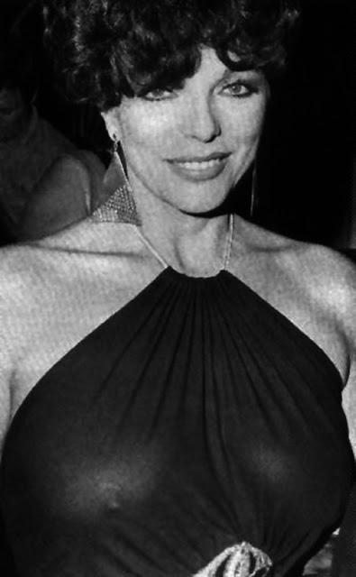 Joan Collins Tits 6