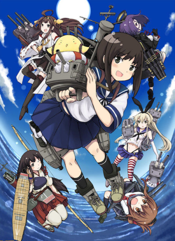 Kantai Collection: KanColle Capitulo 4
