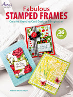My New Book: Fabulous Stamped Frames