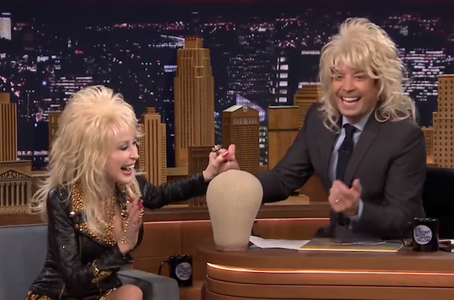 Airtel Nigeria Blog Dolly Parton Makes Jimmy Fallon To