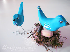 Little Clay Birds