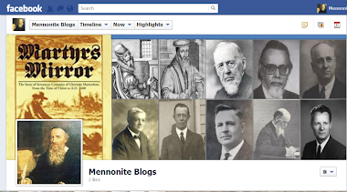 Mennonite Blogs Facebook