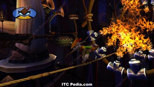 Sly Cooper Thieves in Time EUR PS3 - RAPTURE