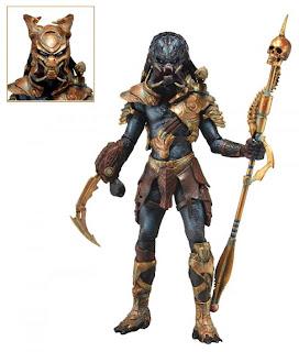 NECA Predator Series 10 Nightstorm Predator Figure
