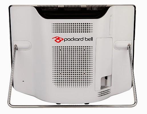 задняя сторона моноблока Packard Bell