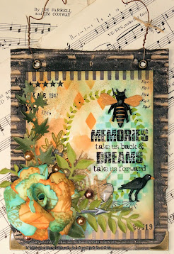 Sunday Stampers - Week 304 - Memories Are Made of This