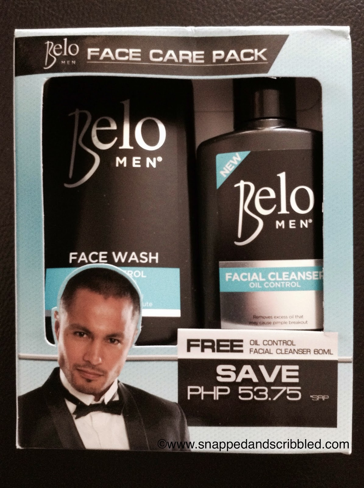 Christmas Gift for Him: Belo Men Face Care Pack