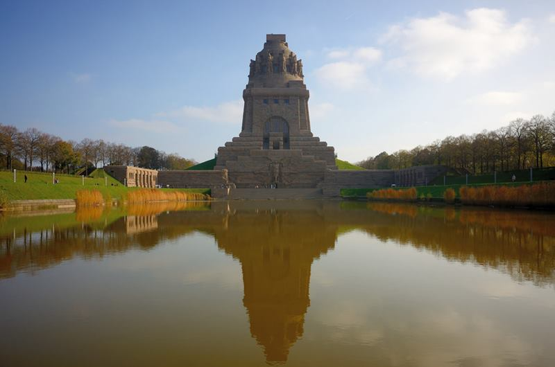Völkerschlachtdenkmal, The Monument to the Battle of the Nations