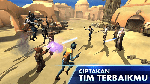 Download Star Wars Galaxy of Heroes Apk Data